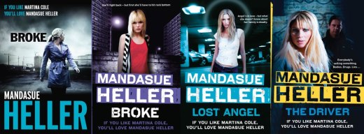 Mandasue Heller's books