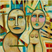 abstract_relationship_by_sherry_dooley