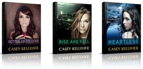 Casey Kelleher books wide