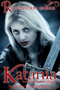 Ruth Watson Morris - Katania