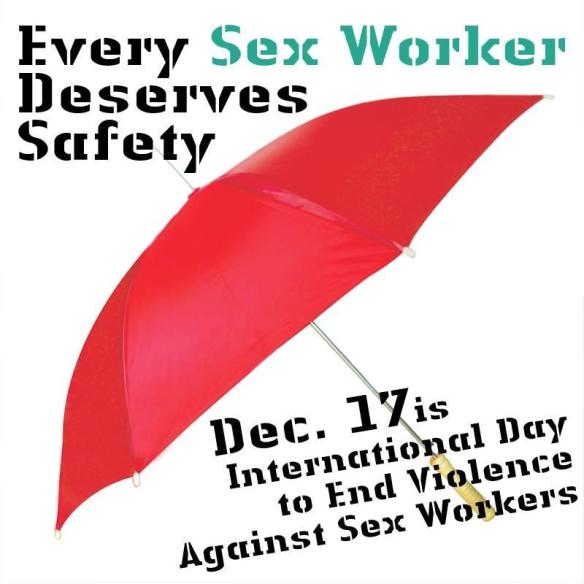 Every Sex Worker Deserves Safety