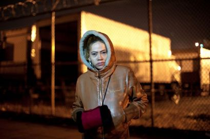 Millie: Hunts Point, Bronx by Chris Arnade