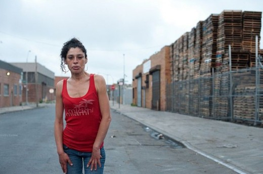 Pepsi: Hunts Point, Bronx by Chris Arnade