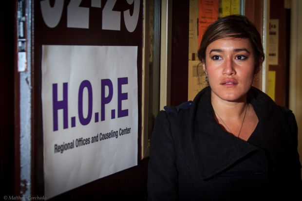 Advocate Laura Mendoza - Q'orianka Kilcher
