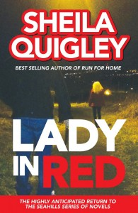 Sheila Quigley - Lady In Red