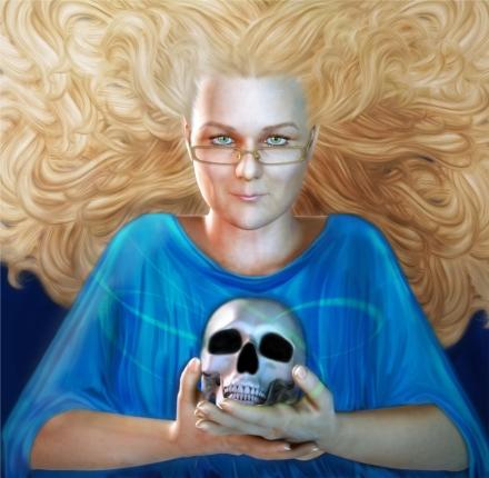 Rayne Hall - Fantasy Horror Author - 940px FH