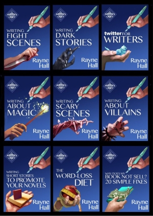 Rayne Hall - Writer's Craft Covers