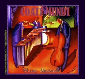 Coati Mundi Blue Mundi Cover