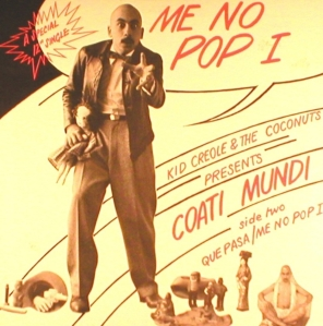 Coati Mundi Me No Pop I Cover