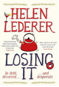 Helen Lederer - Losing It cover